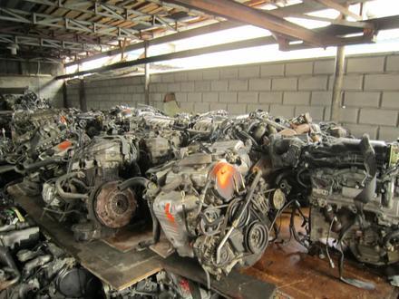 Блок двигателя на ТОЙОТУ 1KZ 3.0 дизель за 340 000 тг. в Алматы – фото 2