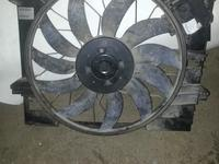 Вентилятор радиатора Мерседес ML 164 за 130 000 тг. в Алматы
