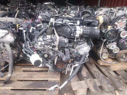 Контрактные запчасти двигателя и коробки. Авторазбор запчастей. в Алматы – фото 2