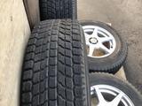 Диски с змней резиной уневерсальные Toyota за 160 000 тг. в Алматы – фото 5