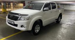 Toyota Hilux 2014 года за 11 700 000 тг. в Алматы