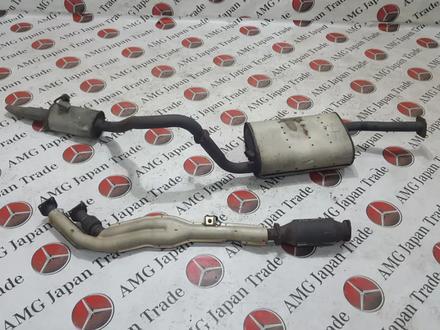 Глушитель Nissan Safari WFGY61, tb48de за 49 315 тг. в Владивосток