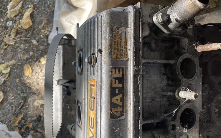 Двигатель на карина е 4аfe 1, 6 за 100 тг. в Есик