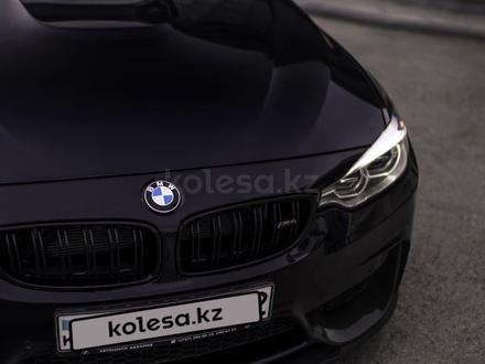 BMW M4 2015 года за 21 000 000 тг. в Алматы – фото 6