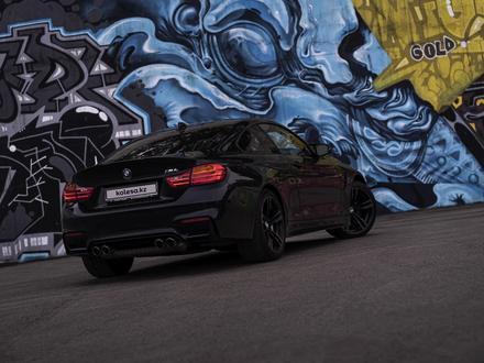 BMW M4 2015 года за 21 000 000 тг. в Алматы – фото 9