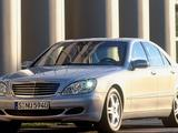 Стёкла ФАР Mercedes-BENZ S-Class w220 (2002 — 2005 Г. В.) за 12 000 тг. в Алматы