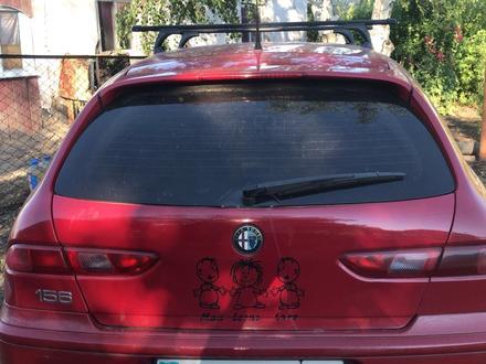 Alfa Romeo 156 2003 года за 2 200 000 тг. в Алматы – фото 3