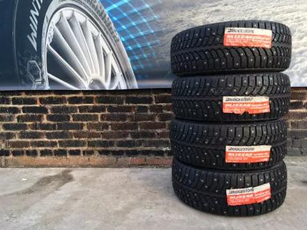 Шины Bridgestone 285/60/r18 Spike-01 за 53 500 тг. в Алматы