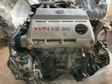Двигатель на Тойота камри 35.3.0 за 470 000 тг. в Костанай