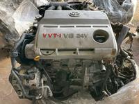 Двигатель на Тойота камри 35.3.0 за 500 000 тг. в Костанай