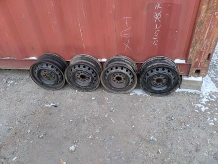 5 на 114/3 диски на 14R за 12 000 тг. в Алматы