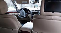 Lexus LS 460 2007 года за 6 000 000 тг. в Караганда – фото 4