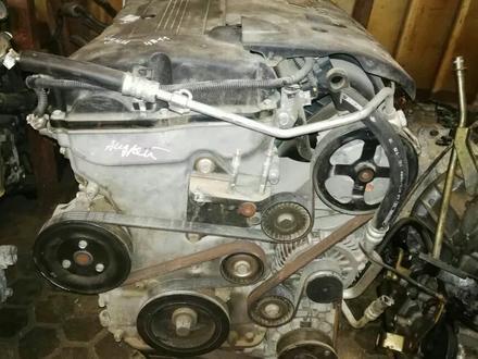 Двигатель на Митсубиси Лансер 10 4b11 за 340 000 тг. в Алматы – фото 2