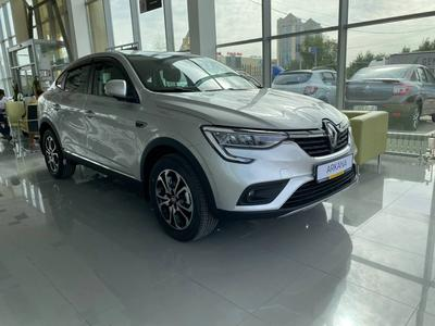 Renault Arkana Style TCe 150 (4WD) 2021 года за 10 971 000 тг. в Уральск