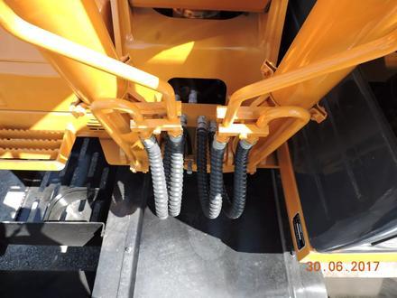 Hyundai  колесный экскаватор HUNTER Hyundai wheel exawator 0.65куб ковш в лизинг 7 л 2019 года за 28 000 000 тг. в Алматы – фото 62