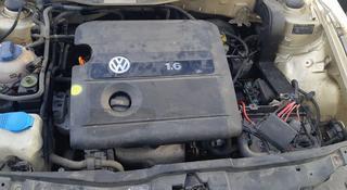 Двигатель 1.6 BCB от GOLF4, SKODA, BORA за 300 000 тг. в Актобе