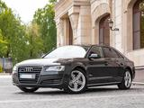 Audi A8 2011 года за 10 700 000 тг. в Алматы – фото 2