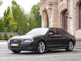 Audi A8 2011 года за 10 700 000 тг. в Алматы – фото 3
