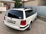 Volkswagen Passat 1999 года за 2 000 000 тг. в Алматы – фото 4