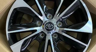 Новые диски оригинальные R20 Executive Lounge Excalibur Black за 770 000 тг. в Атырау