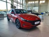 Hyundai Elantra 2021 года за 9 590 000 тг. в Усть-Каменогорск