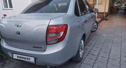 ВАЗ (Lada) Granta 2190 (седан) 2013 года за 1 950 000 тг. в Алматы – фото 4