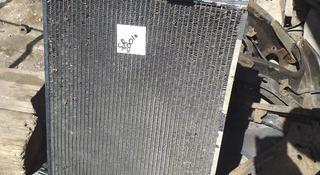 Радиатор кондиционера митсубиси спэйс Рунер 2000г оригинальные за 444 тг. в Костанай