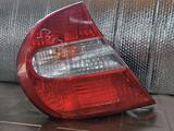 Задний левый фонарь на Toyota Camry XV30 2002-2004 г. В за 20 000 тг. в Алматы