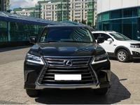 Lexus LX 570 2016 года за 35 000 000 тг. в Нур-Султан (Астана)