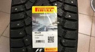 Шины Pirelli 275/45/r20 Ice Zero за 73 000 тг. в Алматы