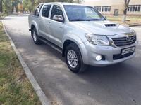Toyota Hilux 2014 года за 11 000 000 тг. в Алматы