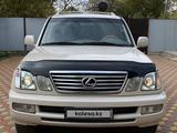 Lexus LX 470 2003 года за 9 000 000 тг. в Актобе – фото 2