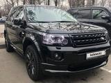 Land Rover Freelander 2013 года за 9 800 000 тг. в Алматы – фото 2