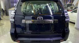 Toyota Land Cruiser Prado Prestige 4.0 2021 года за 36 500 000 тг. в Алматы – фото 5