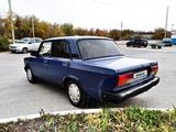 ВАЗ (Lada) 2107 2007 года за 680 000 тг. в Уральск – фото 5