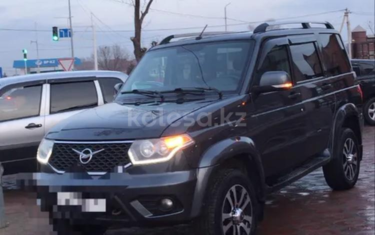 УАЗ Patriot 2017 года за 3 500 000 тг. в Шымкент
