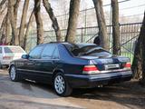 Mercedes-Benz S 600 1995 года за 2 500 000 тг. в Алматы – фото 4
