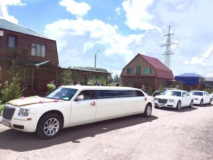 Лимузин и машины сопровождения крайслер в Караганда – фото 2