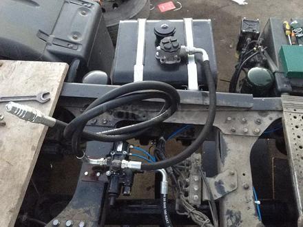 Гидрофикация седельных тягачей в Алматы – фото 9