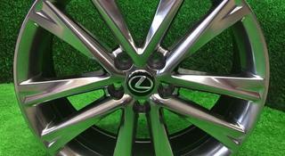 Новые диски R18 Lexus RX за 165 000 тг. в Алматы