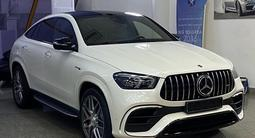 Mercedes-Benz GLE Coupe 63 AMG 2020 года за 82 000 000 тг. в Алматы – фото 2