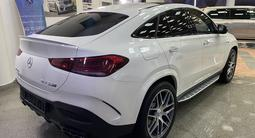 Mercedes-Benz GLE Coupe 63 AMG 2020 года за 82 000 000 тг. в Алматы – фото 5