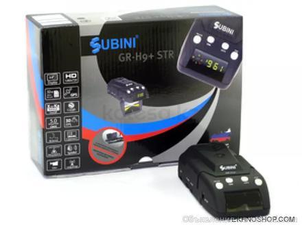 Видеорегистратор+Антирадар (2 в 1) SUBINI STR. за 25 000 тг. в Атырау