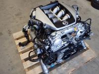 Двигатель Nissan murano за 777 тг. в Алматы