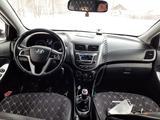 Hyundai Accent 2014 года за 3 900 000 тг. в Петропавловск – фото 5