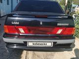 ВАЗ (Lada) 2115 (седан) 2006 года за 1 030 000 тг. в Шымкент – фото 3