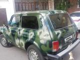 ВАЗ (Lada) 2121 Нива 2002 года за 1 400 000 тг. в Павлодар – фото 5