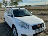 Geely Emgrand X7 2013 года за 2 600 000 тг. в Актобе