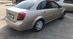 Chevrolet Lacetti 2006 года за 1 600 000 тг. в Нур-Султан (Астана) – фото 5