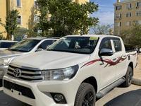 Toyota Hilux 2021 года за 17 900 000 тг. в Актау